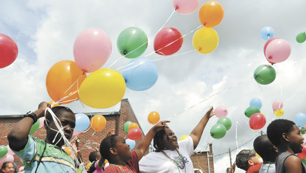 Balloons-Release