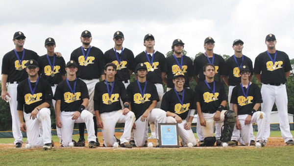 The Opp Dixie Majors, shown here, are headed to the 2013 Dixie Majors World Series in North Charleston, S.C., next week. |                                                                                                                              Courtesy photo