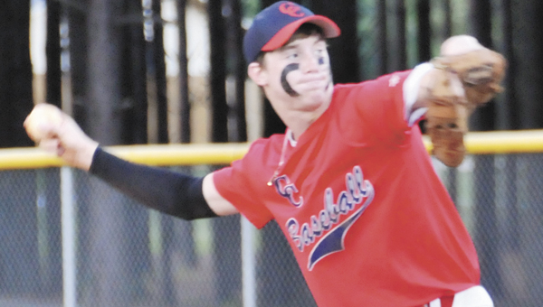 Pleasant Home's Hunter Odom was selected to play on the host team for the 2013 16-to-18-year-old Babe Ruth Baseball World Series. |                                    File photo