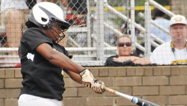 Octavia Thompson signed a softball scholarship to Enterprise State Wednesday. | File photo