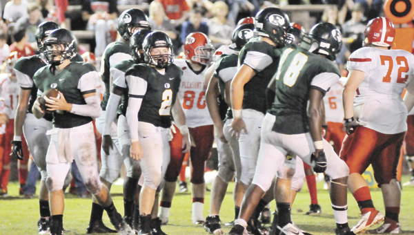 Florala will be facing a typical Kinston football team tonight at home. |                                                                     File photo
