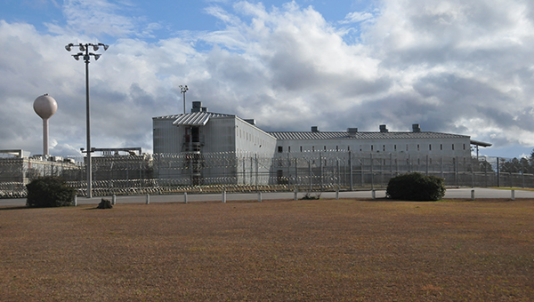 Holman Prison, located north of Atmore, is one of the state's maximum security prisons and houses death row. It was opened 47 years ago, and cost $5 million. | Courtesy photo