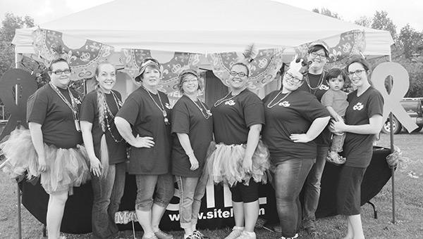 Sitel Team members include Cassie Richburg, Jill Ainsworth, Dawn Jurasek, Jennifer Moore, Sandi Henley, Melissa Powell, Brooks Sims, Amber Kendall, Kayla Eaton